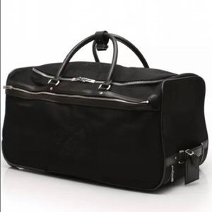 Louis Vuitton eole damier geant rolling bag